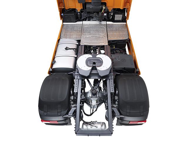 DAF CF Euro 6 Chassis