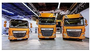 DAF virtual showroom