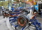 11s - 50 years of DAF production in Belgium - Westerlo - Vlaanderen - Production of axles